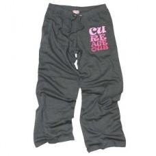Gray Cureageous Lounge Pant  - 00160