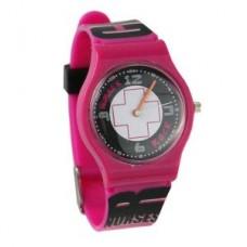"""""""Nurses Rock"""" Jelly Watch -  01107"""