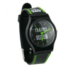 """Trauma Queen"" Jelly Watch - 01108"