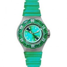 Jelly Sport Watch - Lime - 01115