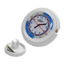 Nurse Stethoscope Watch - White - 01147