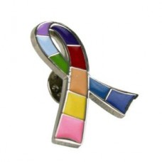 Multi-Cancer Awareness Pin - 01335
