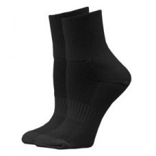 2pk Blister Free Compression Socks-Black - 01676