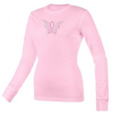 Bling Ribbon Butterfly Thermal  - 02101CP