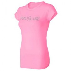 ProCure Bling Breast Cancer Awareness T-Shirt  - 02105CP