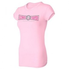 Ultimate Fighter - Breast Cancer Awareness T-Shirt  - 02107CP