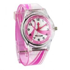 ProCure Breast Cancer Awareness Jelly Watch - 02701