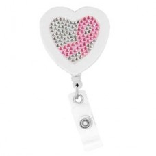 ProCure Bling Ribbon Heart Retractable - 02707