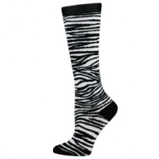 Zebra Fashion Compression Sock - 94519