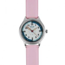 Luxury Leather Nurse Watch - Pink - 94531