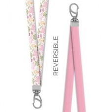 Reversible Fashion Lanyard- Floral - 94605