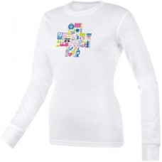 Medical Collage Long Sleeve Thermal  - 94628