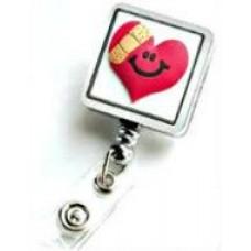 Mended Heart Badge Reel - 01222