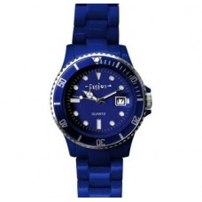 Fusion Color Link Watch - Blue - 01121