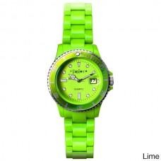 Fusion Color Link Watch - Lime - 01123