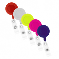 18pc Retractable ID Holders - 94812