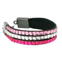 Pro Cure Three Bling Bracelet  - 02706