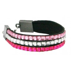 Pro Cure Three Bling Bracelet  - 02706