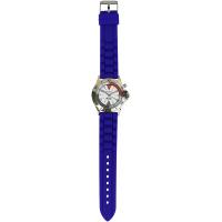 Braided Silicone Professional Watch-Blue - 94512