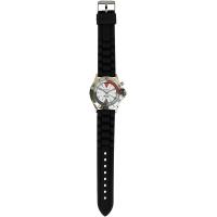 Braided Silicone Professional Watch-Black - 94513