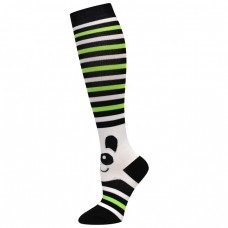 Panda Face Fashion Compression Sock - 94665