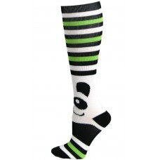 Panda Face Fashion Compression Sock - 94665