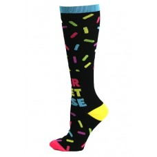 Super Sweet Nurse Fashion Compression Sock - 94670