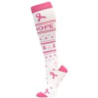 Pro Cure™ Ribbon Fashion Compression Sock - 94703