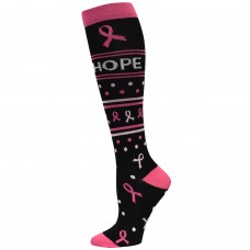 Pro Cure™ Ribbon Fashion Compression Sock - 94704