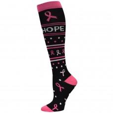 Pro Cure™ Ribbon Fashion Compression Sock - 94704