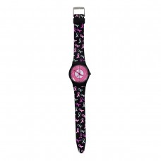 Pro Cure™ Pink Ribbon Awareness Jelly Watch - # 94720