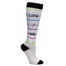 Premium Heal Care Love  Fashion Compression Sock - 94761