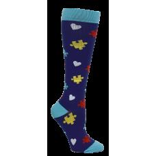 Premium Autism Awareness Fashion Compression Sock - 94763