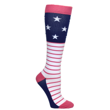 Premium Americana Fashion Compression Sock - 94764