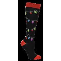 Premium Merry Lights Fashion Compression Sock - 94767