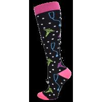 Premium  Medical Icons Fashion  XL Compression Sock- 94774