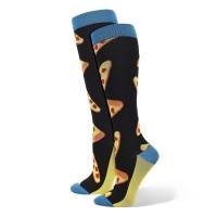Pizza Slice Fashion Compression Sock - 92030