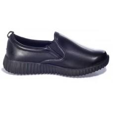 Savvy Danielle Nursing Shoe - Black