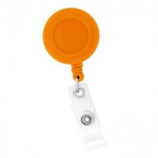 Fluorescent  Retractable - Orange - 01332
