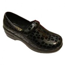 Savvy Brandy Nursing Shoe - Black Combo