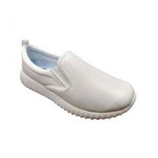 Savvy Danielle Nursing Shoe - White