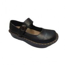Savvy  Jane  Nursing Shoe - Blk Smooth
