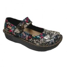 Savvy  Jane  Nursing Shoe - Floral