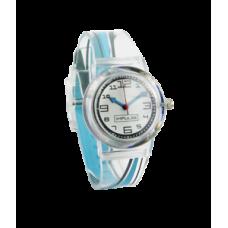 Women's Swoosh Design Jelly Watch - 01101