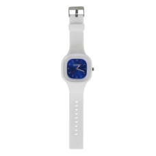 Womens Cobalt Metallic Face Watch - 01105