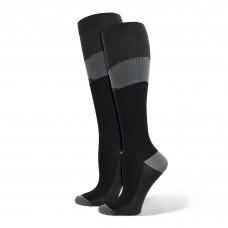 Mens Color Block  Premium Compression Sock - 92022