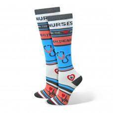 Nurses Healthcare Fashion Compression Sock - 94525
