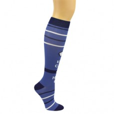 Keep Calm & Heal On Compression Sock - Regular - 94732