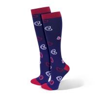 Hearts Compression Socks - Regular - 94735