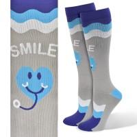 Premium Smile Fashion Compression Sock - 94789